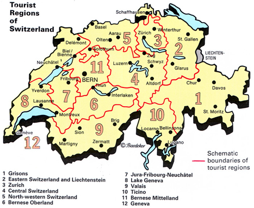 Top 10 Places Of The World Top 10 Places In Switzerland