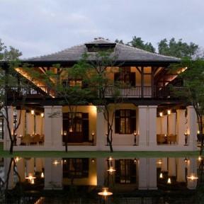 Anantara Chiang Mai Resort Spa