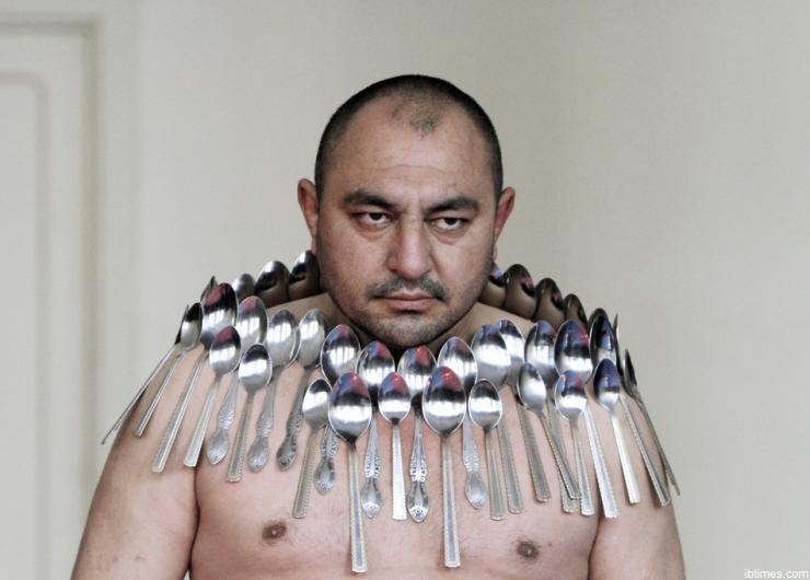 Etibar Elchiyev Magnetic body