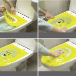 It Took This Guy A Minute To Unclog Toilet With A Piece Of Plastic That Is Widely Sold In Korea