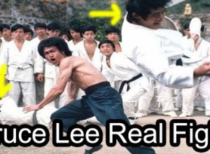 7 Bruce Lee Real Fight Outside of Movies