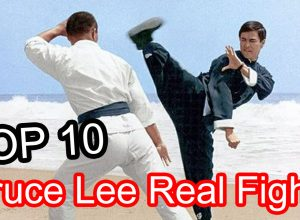 Top 10 Bruce Lee Real Fight You Might Not Know