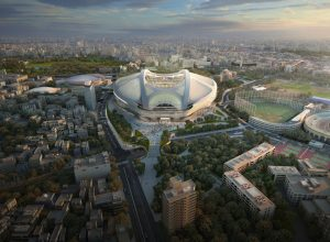 The Design Of The 2020 Tokyo Games Olympic Stadium Is The Most Amazing Architecture. See Why Japan Scraps The Plans