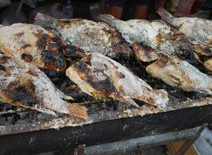 Bangkok Street Food Som Tam Pad Thai